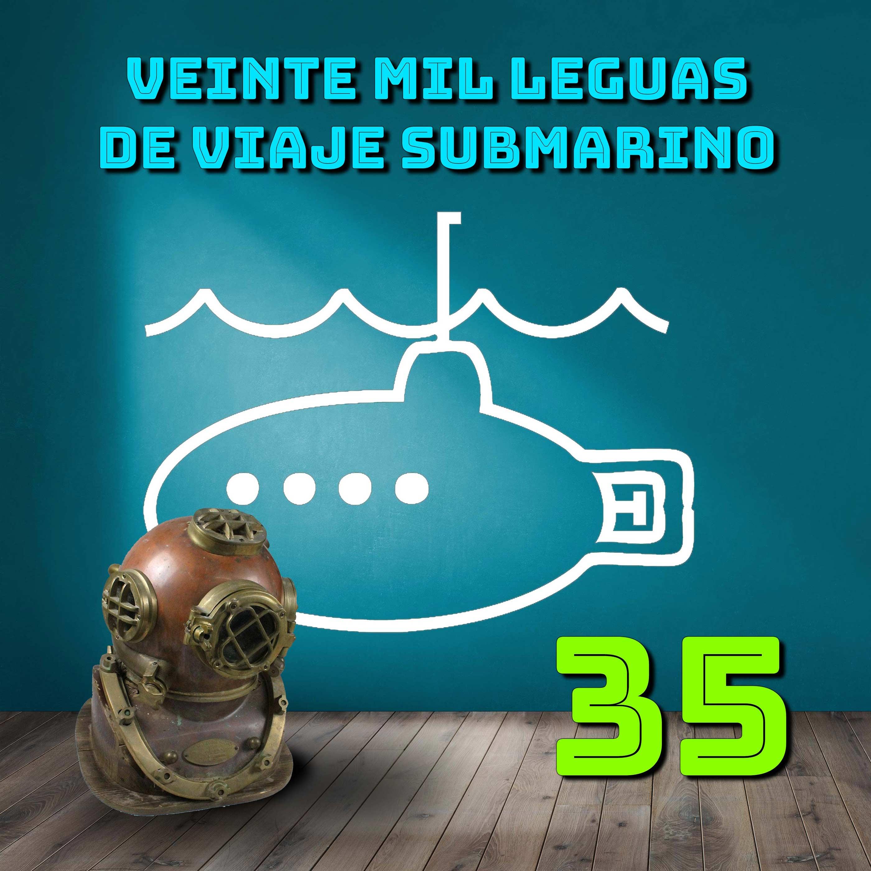 35-El mar de los Sargazos